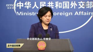 中国外交部:要求印方停止一切挑衅行为 立即撤回非法越线人员