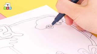 方块熊创意早教课堂 第9集