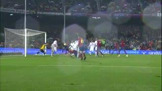 0809赛季国家德比:巴塞罗那2-0皇家马德里 梅西猎豹各进一球!瓜氏宇宙队六冠王起飞