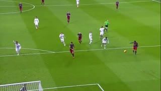 1516赛季国家德比:皇家马德里0-4巴塞罗那 苏神梅开二度,内马尔小白得分!