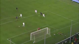 0304赛季国家德比:巴塞罗那1-2皇家马德里 大罗卡洛斯得分!巴萨20年来联赛首负皇马