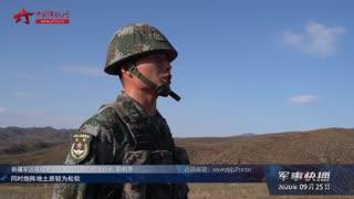 【军事快播】新疆军区某边防团:极限距离射击 锤炼部队精准打击能力