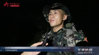 【军事快播】驻澳门部队:60小时极限挑战 检验特战力量作战能力