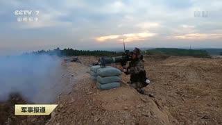 第72集团军:红蓝实兵对抗 磨砺合成作战本领