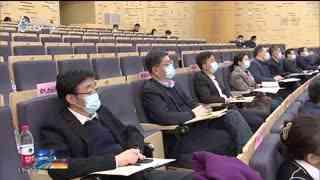 杭州新闻联播_20201124_市人大听取我市检察公益诉讼工作情况报告 于跃敏参加