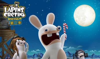 疯狂的兔子 第2季
