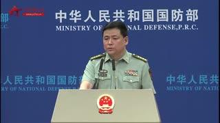 【军事快播】国防部:华为没有中国军方背景[高清版]