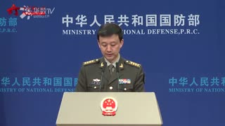 【军事快播】国防部:中国第二艘航母正按计划开展各项试验 服役时间待定