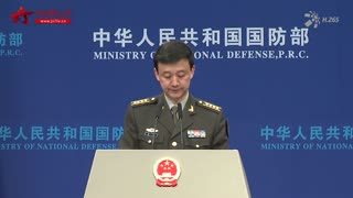 【军事快播】国防部:中俄关系处于历史最好水平 - 中国军视网