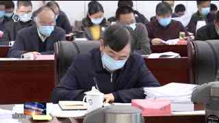 杭州新闻联播_20210114_刘忻在检查指导亚运场馆建设工作时强调 以工匠精神打造标志性精品工程