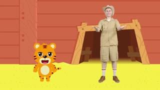 贝乐虎动物音乐派对 第12集