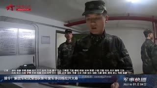 【军事快播】接令!解放军和武警部队新年度军事训练拉开大幕