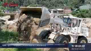 【军事快播】刚果(金):中国维和工兵分队完成3处工程抢修任务