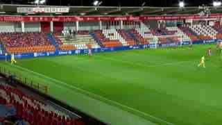 2021西乙联赛第24轮:卢戈vs西班牙人-上半场