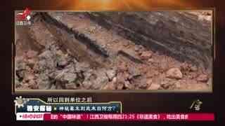 地震废墟中挖出一座土坑木椁墓