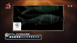 考古人员发现青铜鱼