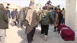 阿富汗一检查站遭袭10名警察遇难