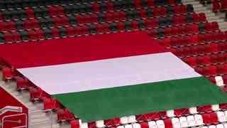 U21欧青赛:匈牙利-罗马尼亚