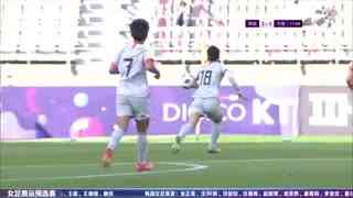 奥预赛附加赛2:中国女足VS韩国女足