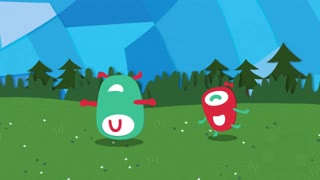 百看早教亲子游戏创意动画第12季 第3集