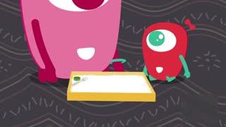 百看早教亲子游戏创意动画第12季 第2集