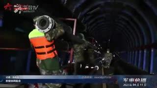 【军事快播】新疆昌吉:煤矿突发透水事故 武警官兵紧急救援