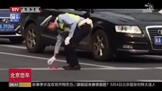 """公安部新媒体平台发布""""五四""""青年节宣传片 致敬藏蓝青春"""