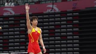 全国体操锦标赛暨东京奥运第一场选拔落幕