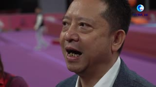 全球连线|中国体操队距离奥运翻身仗还有几步?