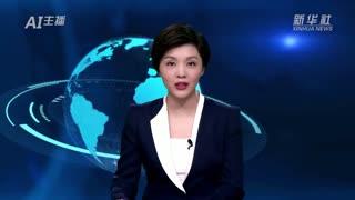 AI合成主播|首趟西部陆海新通道宁夏班列发车