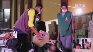 埃及出动165辆救护车救治加沙伤员