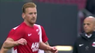 2021荷甲第3轮:福图纳锡塔德-阿尔克马尔