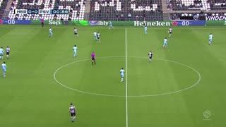 2021荷甲第3轮:赫拉克勒斯-埃因霍温