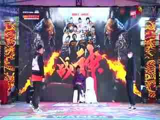 老白PK陈默-《16晋8第一场》.一起跳舞吧
