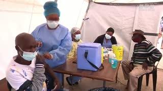津巴布韦计划在2周内为100万人接种新冠疫苗
