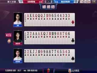 28-2:北京紫禁城VS湖北兄弟战队-JJ斗地主冠军杯S2夏季赛