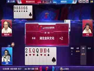 JJ斗地主冠军杯S2总决赛_20210511_A组5-7湖北金科文化VS湖南名将