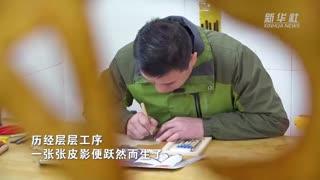 冀南皮影:光与影的艺术