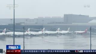 虹桥 浦东机场9月14日逐步恢复进出港航班
