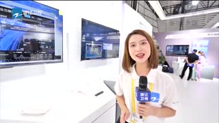 """直通乌镇峰会 """"互联网之光""""博览会 340多家企业机构展示硬核科技成果"""