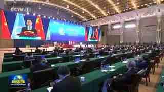 韩正出席《生物多样性公约》第十五次缔约方大会开幕式并致辞