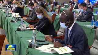 联合国生物多样性大会部长级全体会议10月12日举行