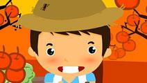 六一儿童动画英文小天才