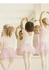 幼儿园舞蹈训练