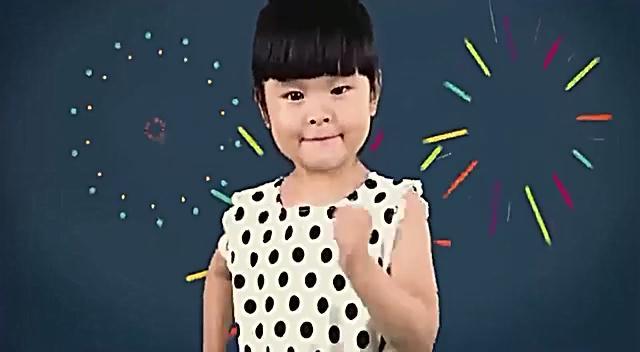 儿童版小苹果教学视频