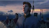 《冰雪奇缘》精彩片段:艾尔莎被抓回城堡
