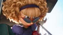 《小黄人大眼萌》精彩片段:顺风车上的坏蛋