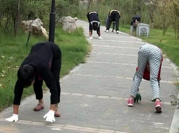 爬行动物走路运动规律