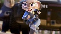 迪士尼第55部动画长片《疯狂动物城》首曝预告片
