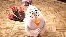 《愤怒的小鸟》大电影预告片 实力萌系斗蠢猪